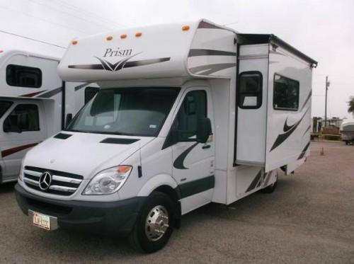 2012 Coachmen Mercedes Sprinter Camper For Sale in ...