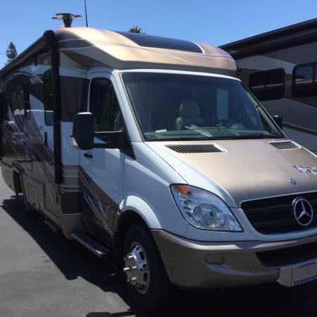 2012 Winnebago Mercedes Sprinter Camper For Sale In Santa