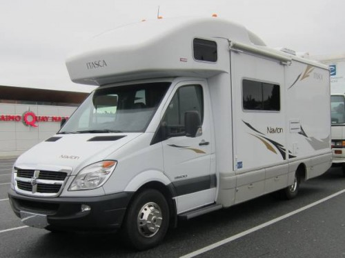 2008 Winnebago Mercedes Sprinter Camper For Sale in Elbow, SK