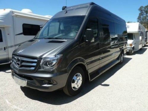 2015 Roadtrek Mercedes Sprinter Camper For Sale In