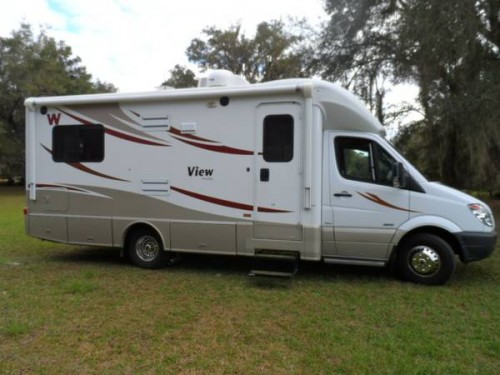 2013 Winnebago Mercedes Sprinter Camper For Sale In