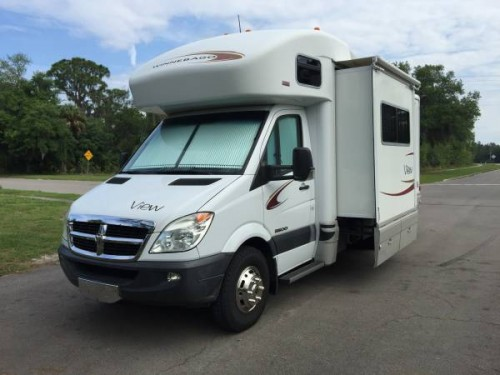 2008 Winnebago Mercedes Sprinter Camper For Sale In Apollo