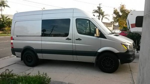 2015 Conversion Mercedes Sprinter Camper For Sale in San ...