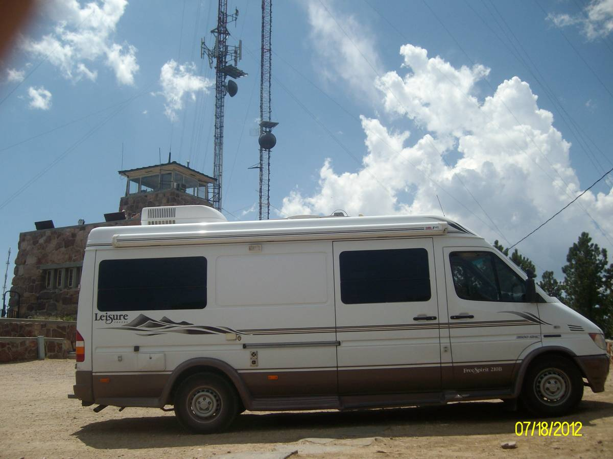 2004 Leisure Travel Van Sale In Tahlequah OK