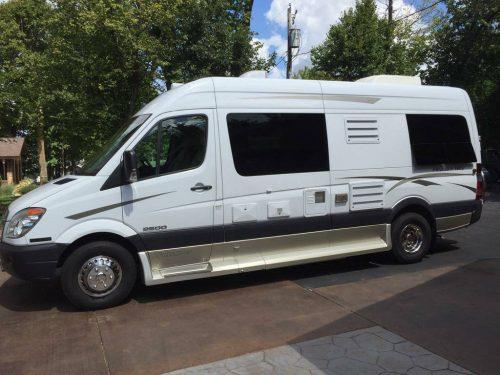 2009 Pleasureway Mercedes Sprinter Camper For Sale In