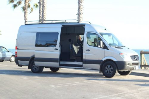 Craigslist Cocoa Beach Fl >> 2011 Conversion Mercedes Sprinter Camper For Sale in San Clemente, CA